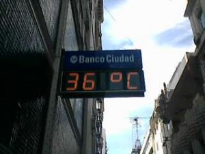 Klimaat Buenos Aires